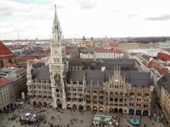 Mittelstetten to Munich