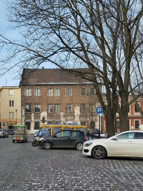 Krakow, Poland - January 2017