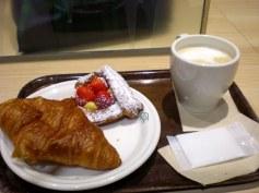 Breakfast in Tokyo