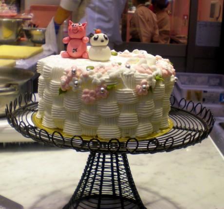 Bakery in Tokyo