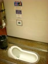 Japanese toilet - Tokyo