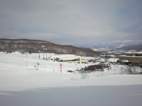 Niseko, Grand Hirafu