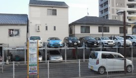 Clever solution for lack of carparks - Hiroshima