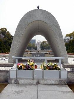 Cenotaph - Hiroshima