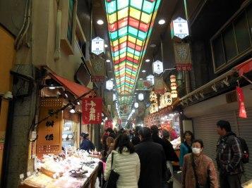 Kyoto markets