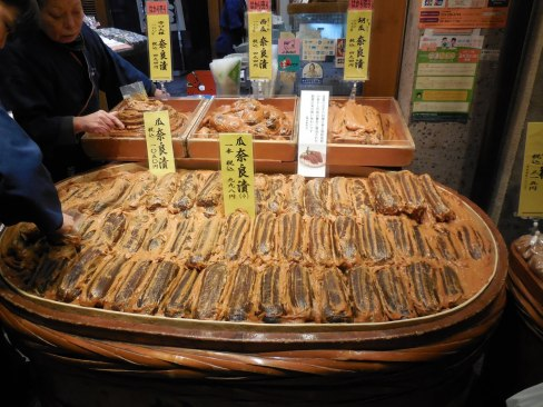 Very strange looking food - Kyoto