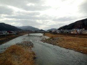 Taken from the train (travelling from Kyoto to Kinosaki)