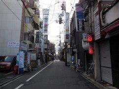 Backstreets of Kyoto