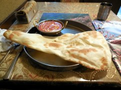 Indian for dinner! - Kyoto