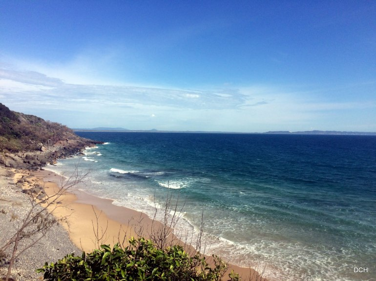Walking through Noosa National Park 07/11/15